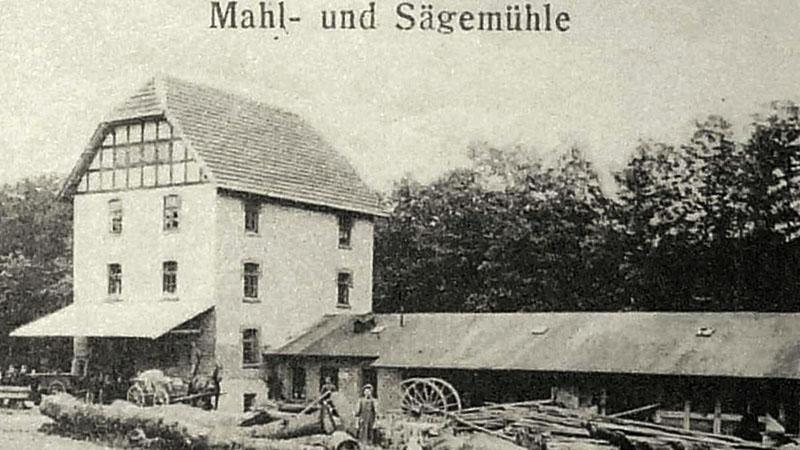 Blenhorster Wassermühle